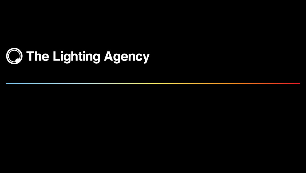 The Lighting Agency Identity